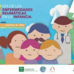 AJEREA día de las Enfermedades Reumáticas en la Infancia
