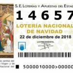 Ubicación Administración Lotería Navidad
