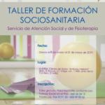 Taller de Formación Sociosanitaria