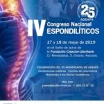 AJEREA participa en el IV Congreso Nacional de espondilitícos