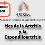 Octubre, mes de la artritis y espondiloartritis